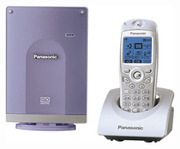 Радиотелефон Panasonic KX-TCD586UAS
