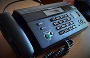 Продам факсимильный апарат Panasonic KX-FT982UA