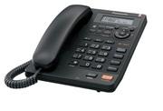 Продам новый проводной телефон Panasonic KX-TS2570UAB Black
