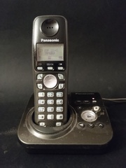 Цифровой беспроводный телефон Panasonic  KX-TG227